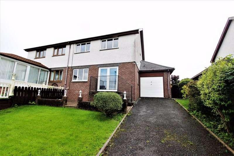 3 Bedrooms Semi Detached House for sale in Y Ddol Fach, Penrhyncoch, Aberystwyth