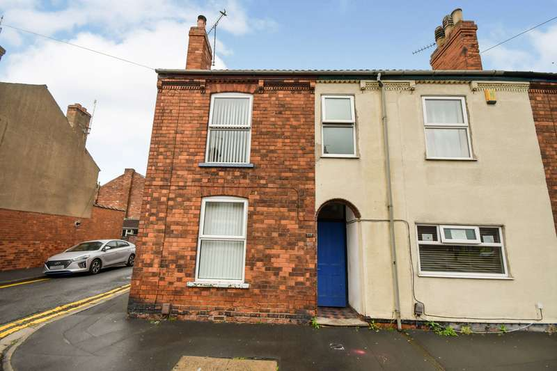 2 Bedrooms End Of Terrace House for sale in Cross Street, Lincoln, Lincolnshire, LN5
