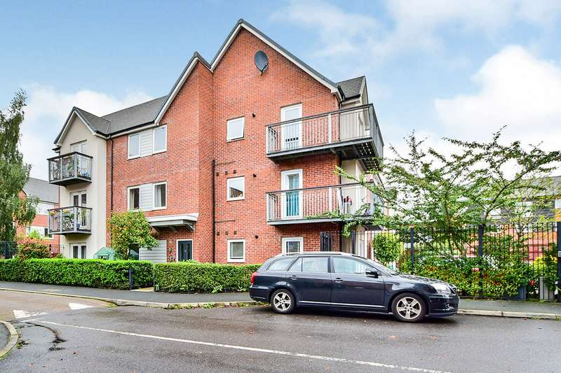 2 Bedrooms Apartment Flat for sale in Highmarsh Crescent, Manchester, Greater Manchester, M20