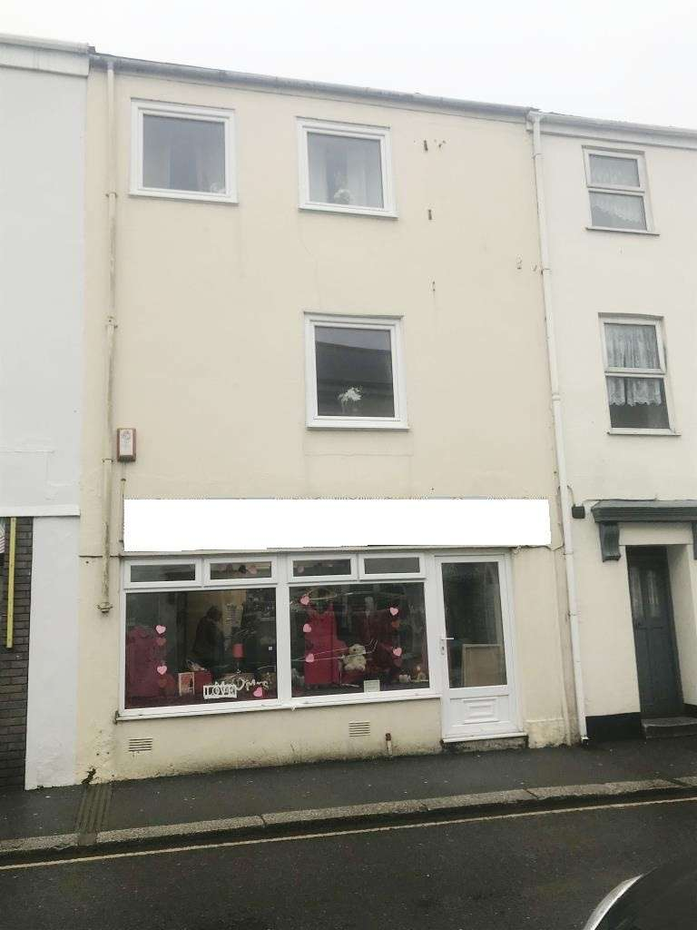 1 Bedroom Land Commercial for rent in Fore Street, Torpoint