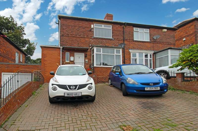 3 Bedrooms Semi Detached House for sale in Westholme Gardens, Newcastle upon Tyne, Tyne and Wear, NE15