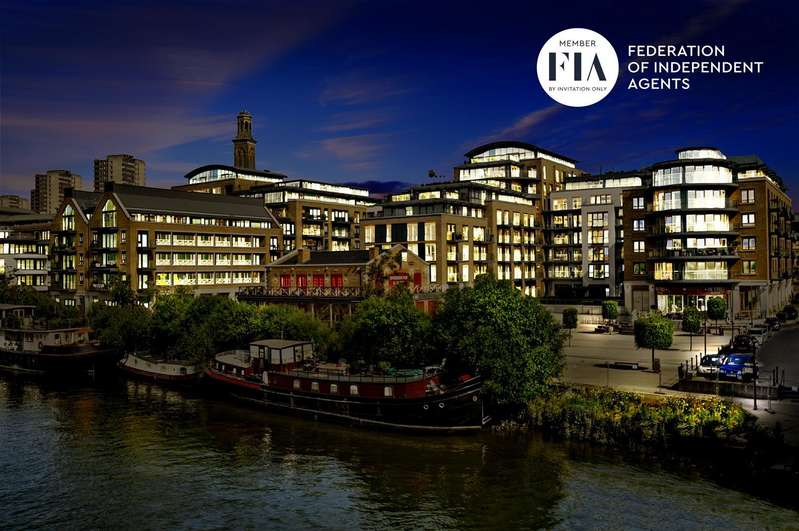 3 Bedrooms Apartment Flat for rent in Quayside House, Kew Bridge Road, Brentford