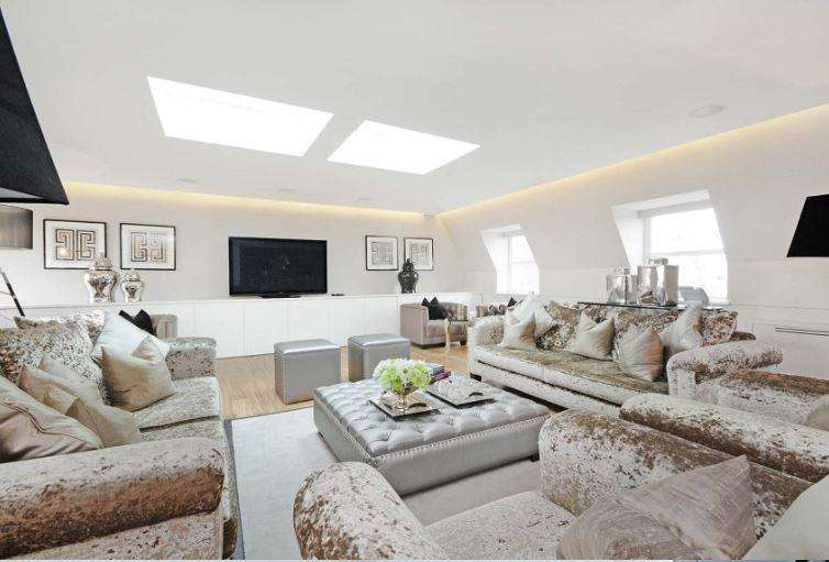 3 Bedrooms Triplex Flat for rent in Boydell Court St Johns Wood Park NW8
