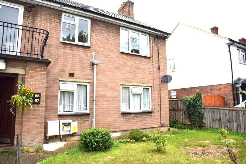 1 Bedroom Flat for sale in Balmoral Road, Sutton At Hone, Dartford, DA4