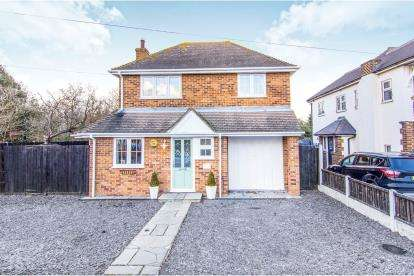 3 Bedrooms Detached House for sale in Grays, Thurrock, Essex