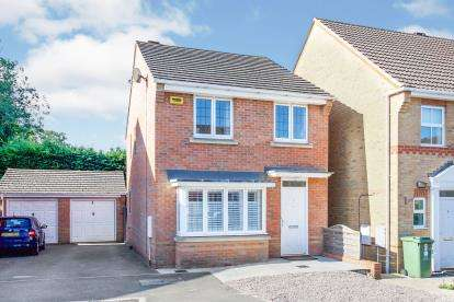 3 Bedrooms Detached House for sale in Sarisbury Green, Southampton, Hampshire
