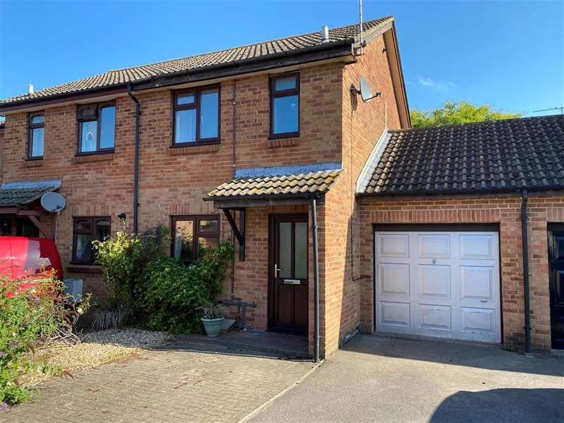 2 Bedrooms Semi Detached House for sale in Jubilee Close, Cam, Dursley, GL11 5JQ