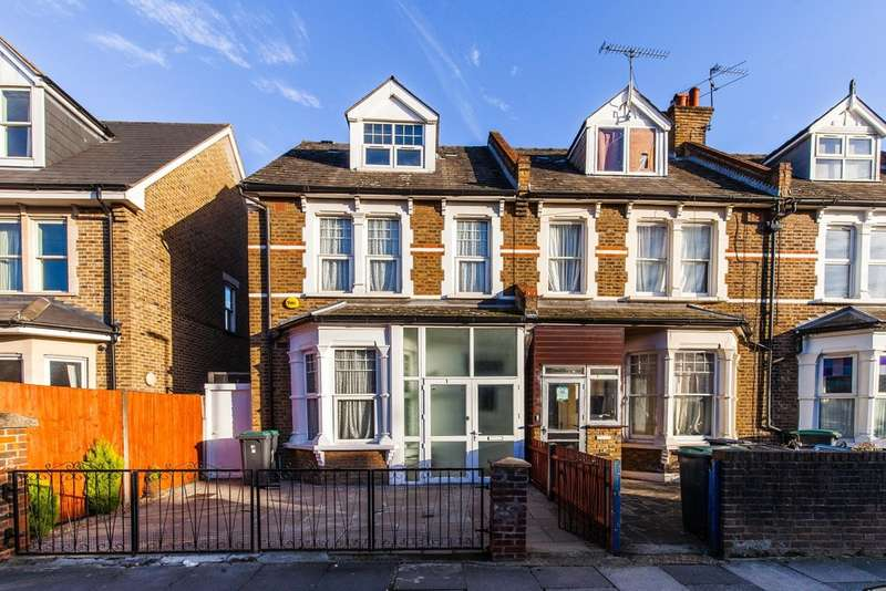 3 Bedrooms End Of Terrace House for sale in Selborne Road, Alexandra Park