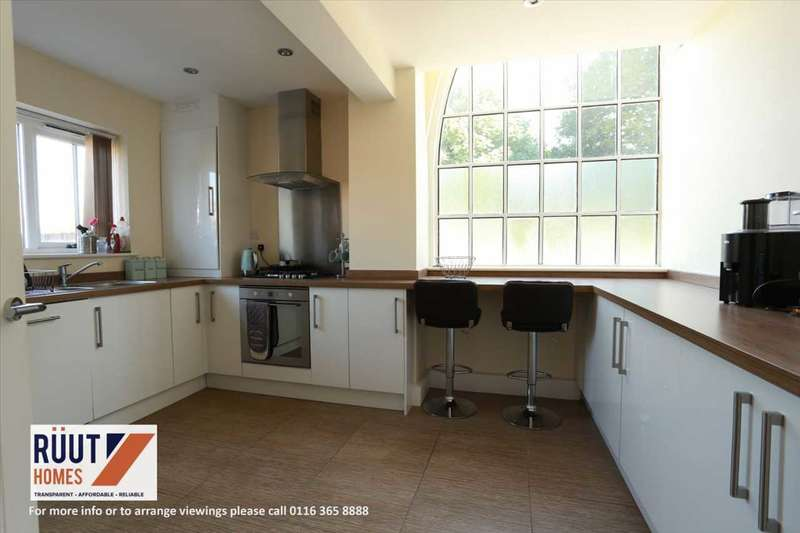 3 Bedrooms Semi Detached House for sale in Sangha Close, Leicester