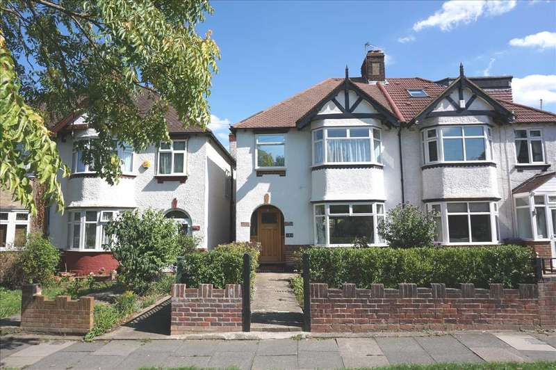 3 Bedrooms Semi Detached House for sale in Syon Lane, Isleworth