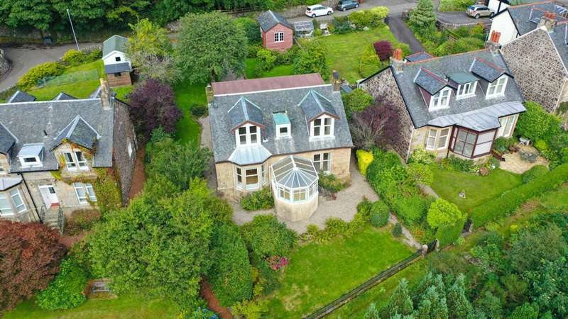 5 Bedrooms Detached House for sale in Barclaven Road, Kilmacolm