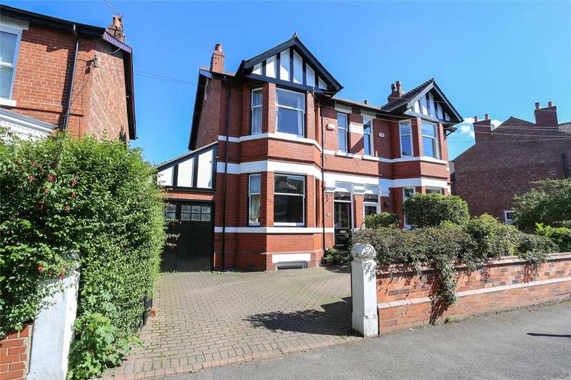 4 Bedrooms Semi Detached House for sale in Mersey Road, Heaton Mersey, Stockport, SK4