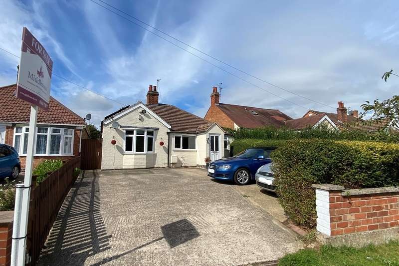 3 Bedrooms Detached Bungalow for sale in Scalford Road, Melton Mowbray