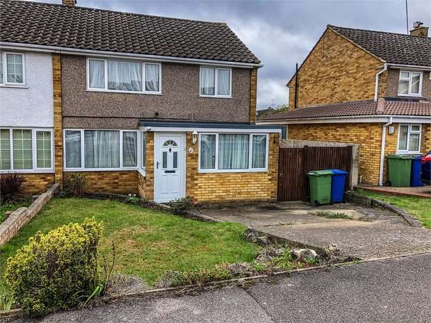 3 Bedrooms Semi Detached House for sale in Adelaide Drive, SITTINGBOURNE, Kent