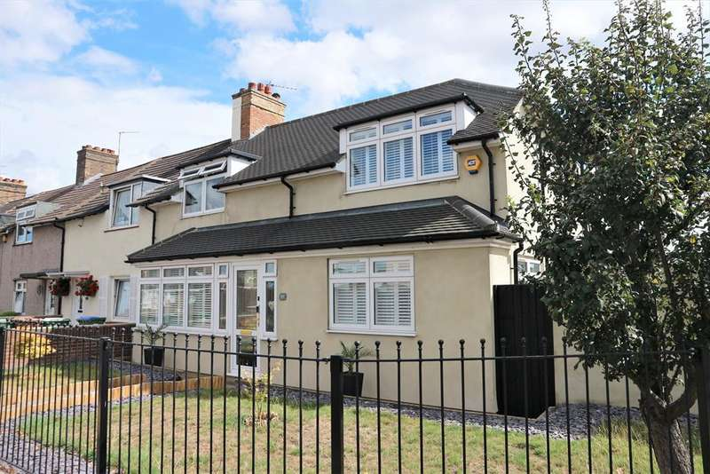 4 Bedrooms End Of Terrace House for sale in Colyers Lane, Erith, Kent, DA8 3NY