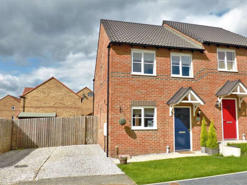 3 Bedrooms Semi Detached House for sale in Pickhills Grove, Goldthorpe, Rotherham, S63 9FP