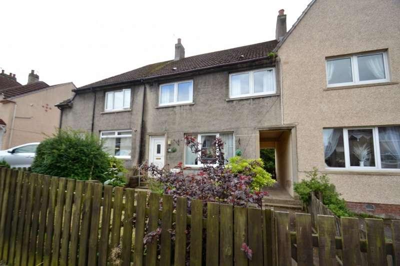3 Bedrooms Terraced House for sale in Glenafeoch Road, Carluke, ML8