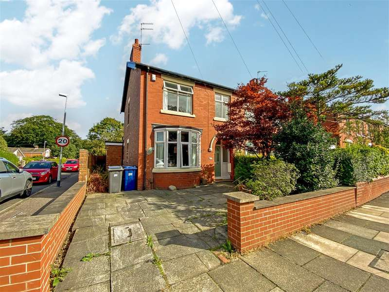 3 Bedrooms Semi Detached House for sale in Fox Lane, Leyland