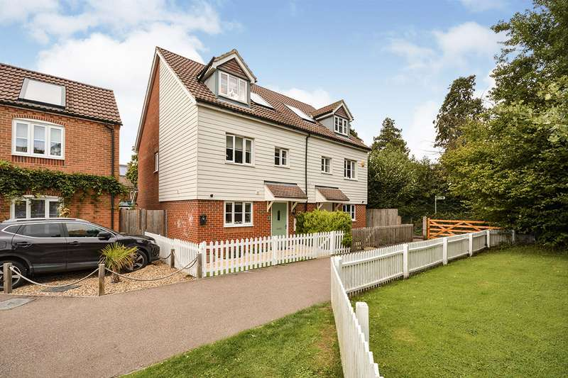 4 Bedrooms Semi Detached House for sale in The Farrows, Maidstone, Kent, ME15