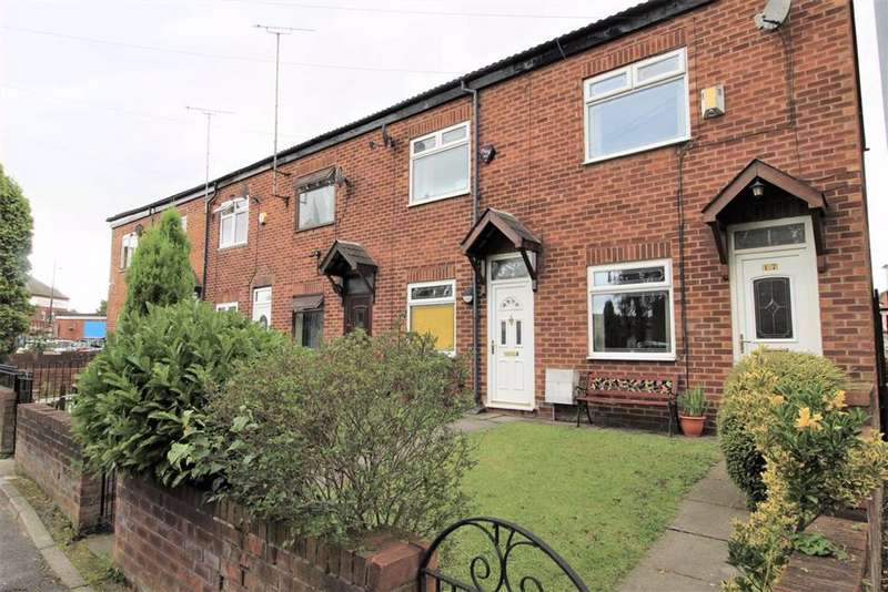 2 Bedrooms End Of Terrace House for sale in Elbow Street, Manchester