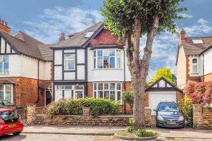 6 Bedrooms Detached House for sale in Edward Road, West Bridgford, Nottingham