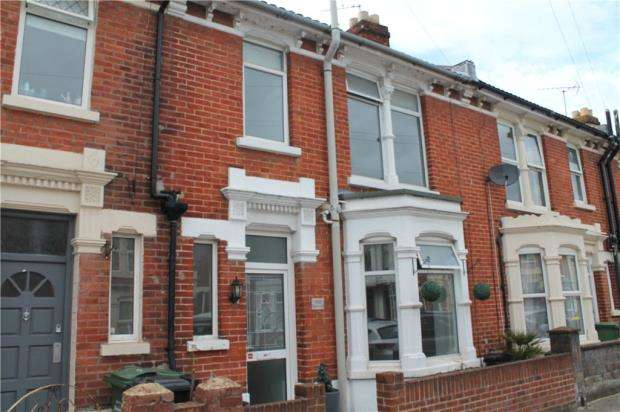 3 Bedrooms Terraced House for sale in Dover Road, Portsmouth, Hampshire