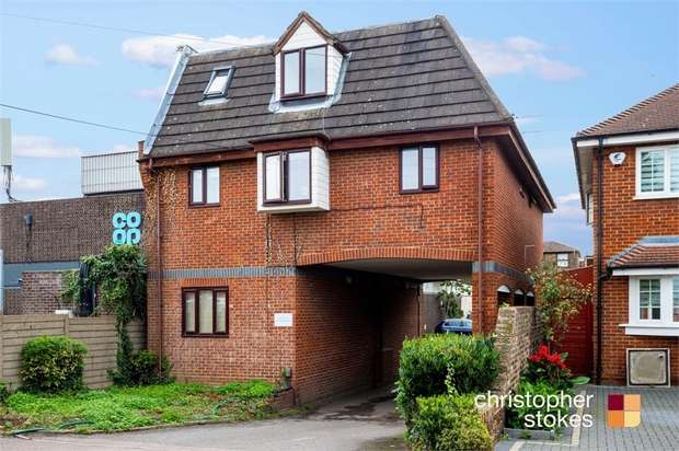 2 Bedrooms Flat for sale in Edgecombe House, Cheshunt, Hertfordshire