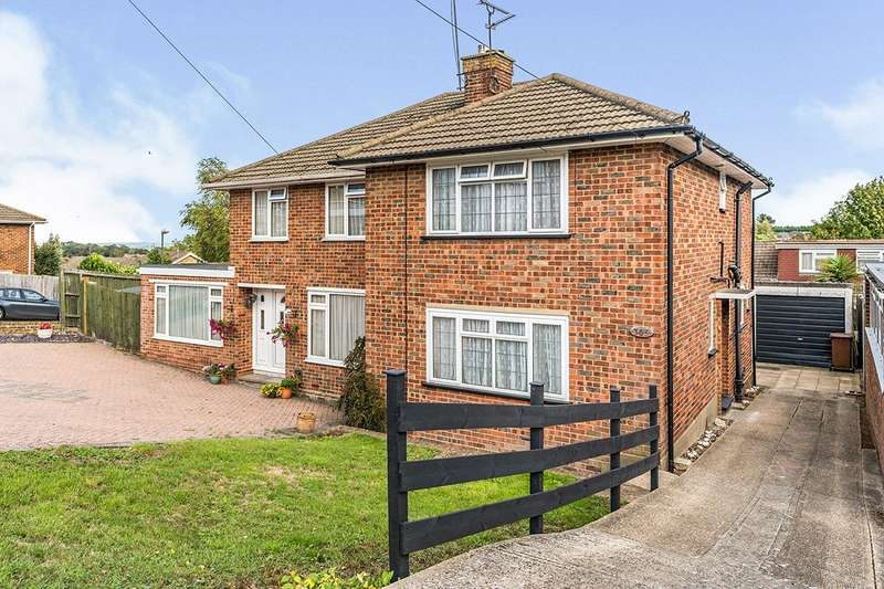 3 Bedrooms Semi Detached House for sale in Lonsdale Drive, Gillingham, Kent, ME8