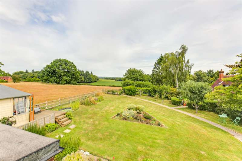 4 Bedrooms Detached House for sale in Near Chiddingstone