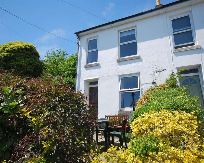 3 Bedrooms End Of Terrace House for sale in Antoine Terrace, Newlyn