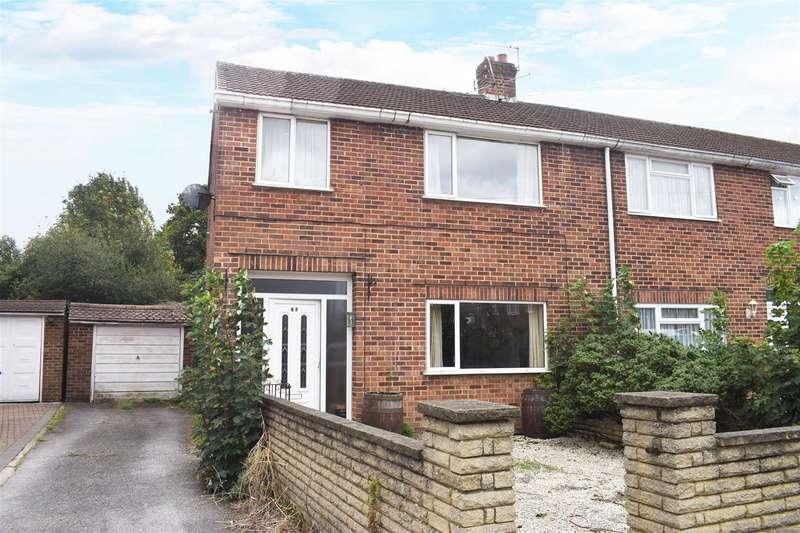 3 Bedrooms End Of Terrace House for sale in Hamilton Close, Feltham