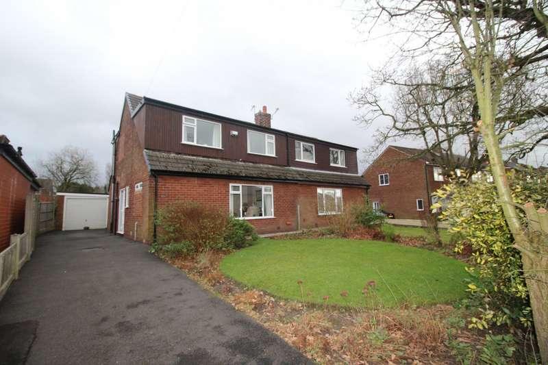 3 Bedrooms Semi Detached House for sale in Fox Lane, Hoghton, Preston, Lancashire, PR5