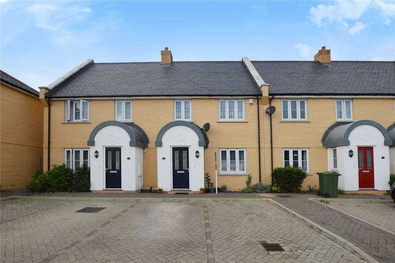 3 Bedrooms Terraced House for sale in Brimsdown Avenue, Basildon, Essex, SS15