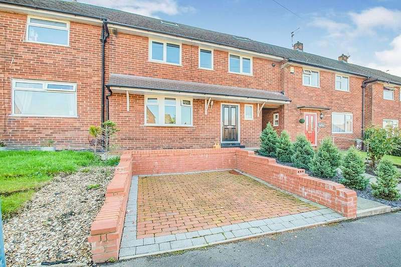 4 Bedrooms Semi Detached House for sale in Ribble Drive, Bury, BL9