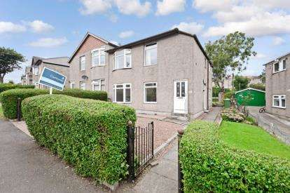 3 Bedrooms Flat for sale in Curtis Avenue, Glasgow, Lanarkshire