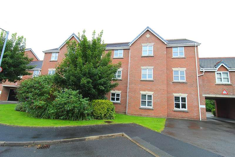 2 Bedrooms Apartment Flat for sale in Angelbank, Horwich, Bolton