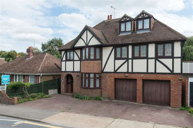 6 Bedrooms Detached House for sale in St Stephens Road, Canterbury
