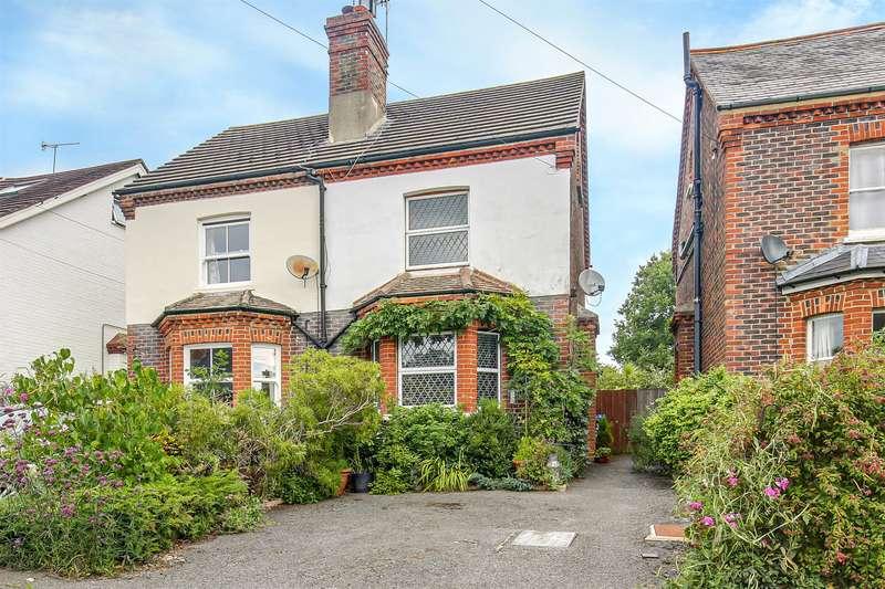 3 Bedrooms Semi Detached House for sale in Lagham Road, South Godstone, Godstone, RH9