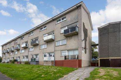2 Bedrooms Flat for sale in Cruachan Road, Rutherglen, Glasgow, South Lanarkshire