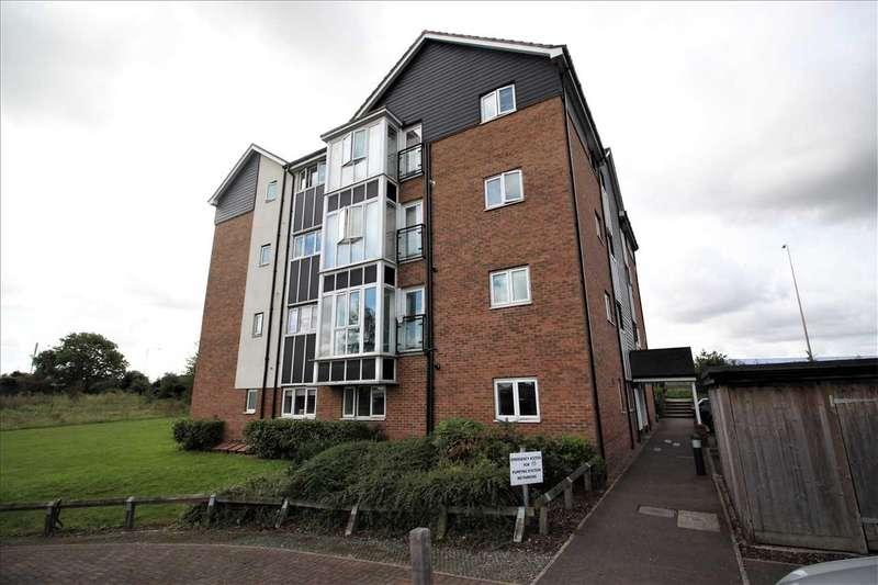 2 Bedrooms Property for sale in Bridgland Road