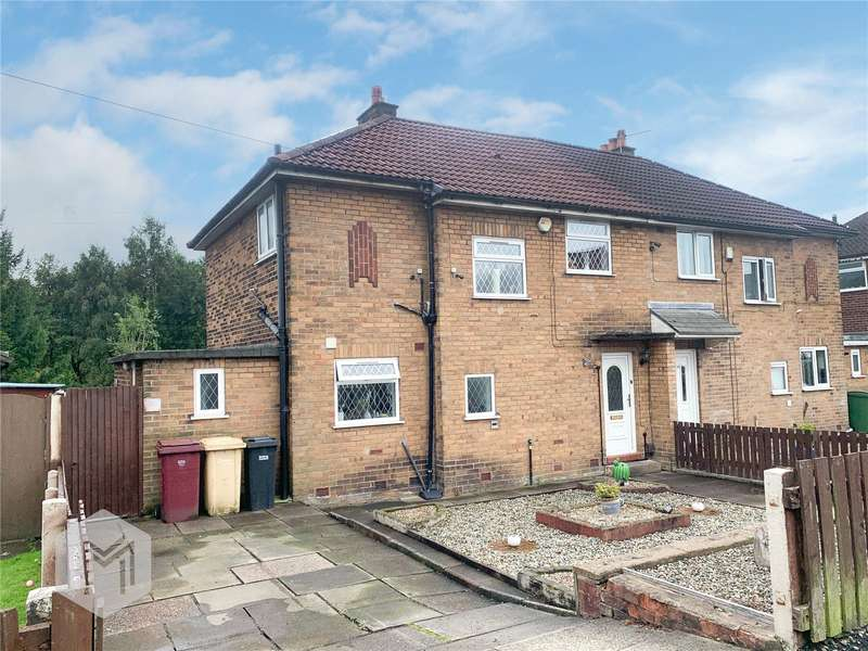 3 Bedrooms Semi Detached House for sale in Tennyson Road, Farnworth, Bolton, Greater Manchester, BL4