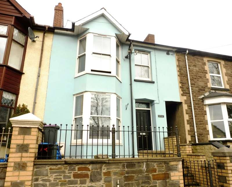 3 Bedrooms Terraced House for sale in Cwmavon Road, Blaenavon, Pontypool