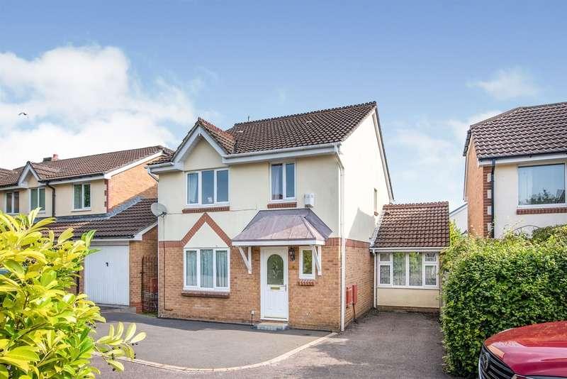 4 Bedrooms Detached House for sale in Llyn Berwyn Close, Rogerstone, NEWPORT