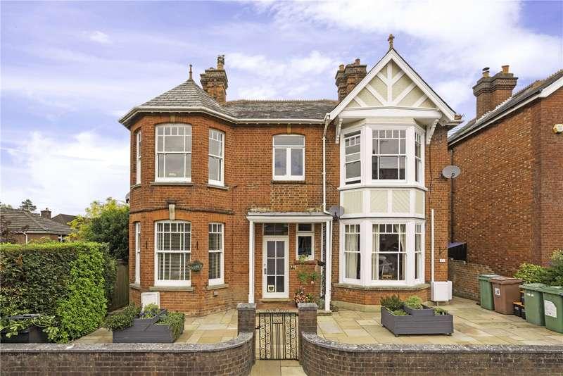 4 Bedrooms Flat for sale in Oakdale Road, Tunbridge Wells, Kent, TN4