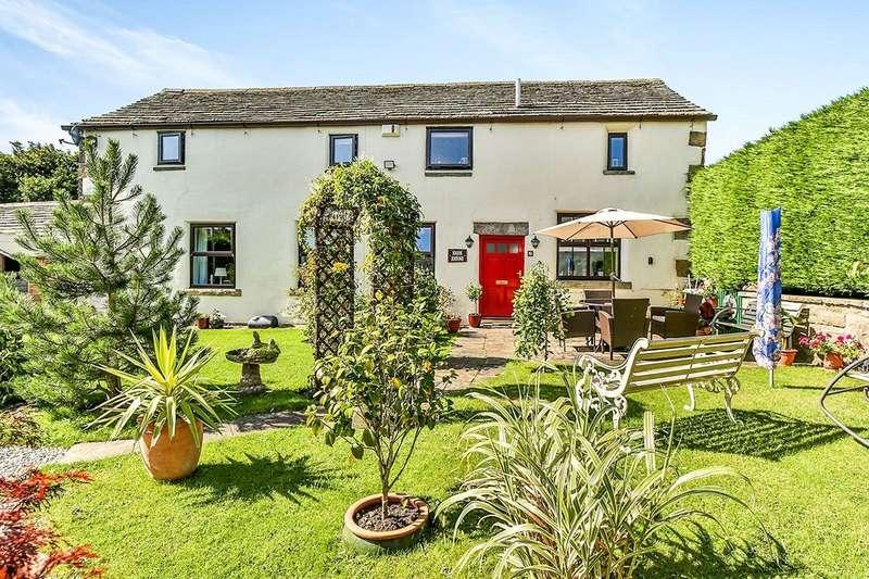 3 Bedrooms Detached House for sale in Bents Lane, Dronfield, Derbyshire, S18