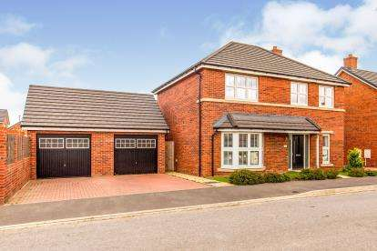 5 Bedrooms Detached House for sale in Elms Way, Yarm, Stockton On Tees