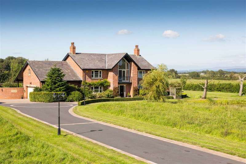 4 Bedrooms House for sale in Treales Road, Treales
