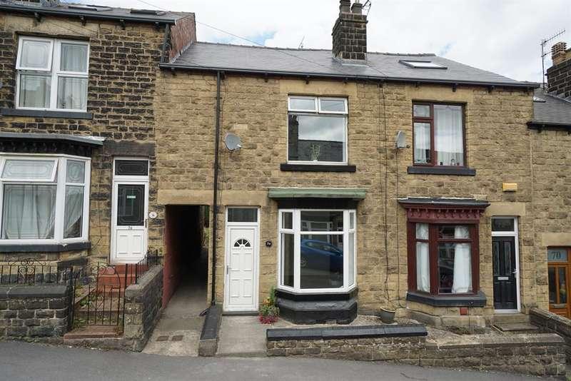 3 Bedrooms Terraced House for sale in Wynyard Road, Hillsborough, Sheffield, S6 4GF