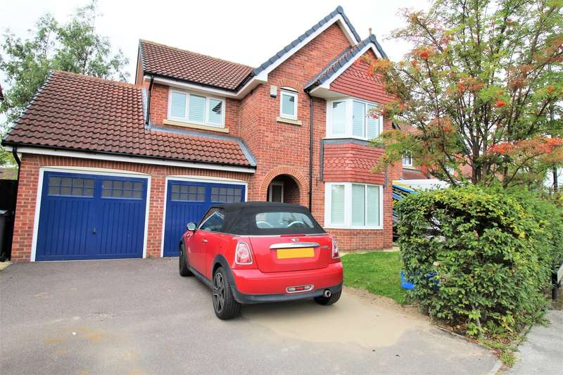 4 Bedrooms Detached House for rent in Chambers Valley Road, Chapeltown, Sheffield, S35 2YF