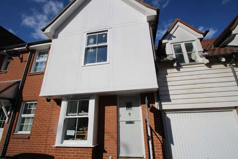 3 Bedrooms Semi Detached House for sale in Ratcliff Court